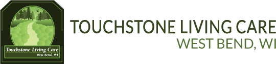 Touchstone Living Care of West Bend Wisconsin logo